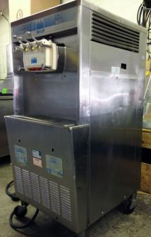 Taylor Soft Serve Twist Air Cooled Ice Cream Machine