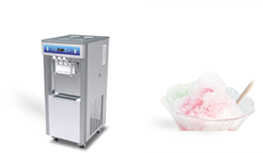 Refurbished Ice Cream Machines